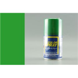 GUNZE Mr Color Bombe - Spray S066 BRIGHT GREEN 100ml
