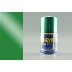 GUNZE Mr Color Bombe - Spray S077 METALLIC GREEN 100ml