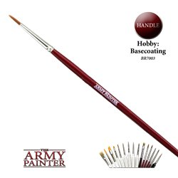The Army Painter Pinceau - Brush BR7003 Hobby Basecoating