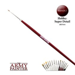 The Army Painter Pinceau - Brush BR7016 Hobby Super Detail