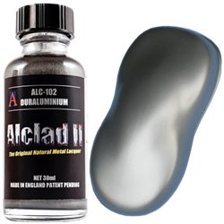 Alclad II Lacquers ALC-102 Dur Aluminium 30ml