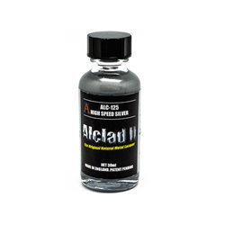 Alclad II Lacquers ALC-125 High Speed Silver 30ml