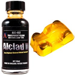 Alclad II Lacquers ALC-402 Yellow Clear 30ml