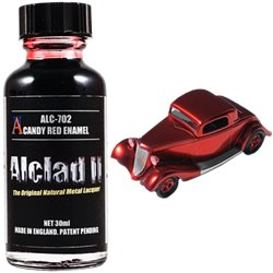 Alclad II Lacquers ALC-702 Candy Red Enamel 30ml