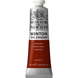 Winsor & Newton Winton 317 Indian Red 37ml