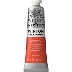 Winsor & Newton Winton 480 Permanent Geranium Lake 37ml