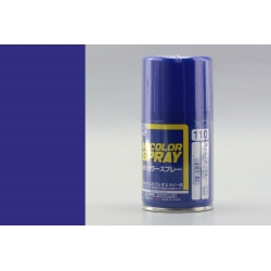 GUNZE Mr Color Spray S110 CHARACTER BLUE