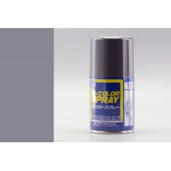GUNZE Mr Color Spray S13 NATURAL GRAY 100ml