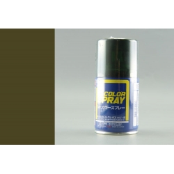 GUNZE Mr Color Spray S15 IJN GREEN NAKAJIMA 100ml