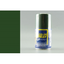 GUNZE S16 Mr. Color Spray (100 ml) IJA Green