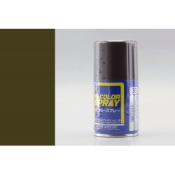 GUNZE Mr Color Spray S38 OLIVE DRAB 2