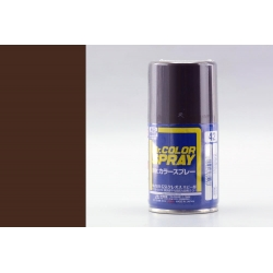 GUNZE Mr Color Spray S42 MAHOGANY