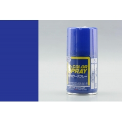 GUNZE S5 Mr. Color Spray (100 ml) Blue
