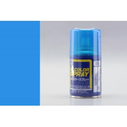 GUNZE Mr Color Spray S50 CLEAR BLUE