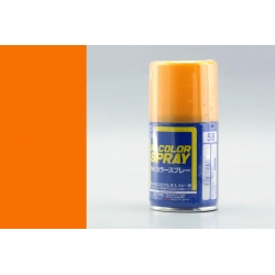 GUNZE Mr Color Spray S58 ORANGE YELLOW