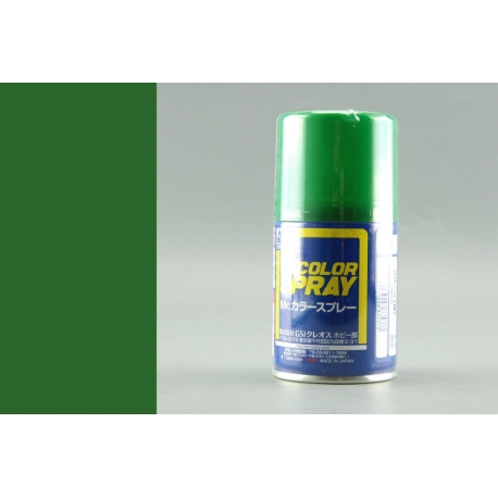 GUNZE Mr Color Spray S6 GREEN