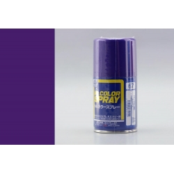 GUNZE Mr Color Spray S67 PURPLE