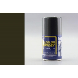 GUNZE Mr Color Spray S70 DARK GREEN