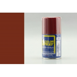 GUNZE Mr Color Spray S81 RUSSET