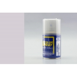 GUNZE Mr Color Spray S90 SHINE SILVER