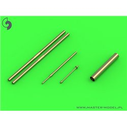 Master Model AM-32-107 1/32 Do 335 A detail set MG 151 FuG 25a antenna Pitot
