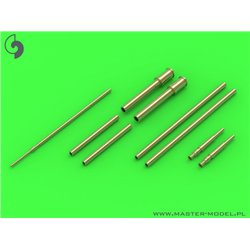 Master Model AM-72-133 1/72 A6 armament set and Pitot Tube For Eduard Kit