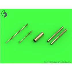 Master Model AM-72-136 1/72 Do 335 A detail set MG 151 FuG 25a antenna Pitot Tube