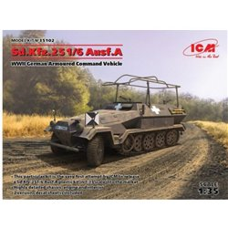 ICM 35102 1/35 Sd.Kfz.251/6 Ausf.A