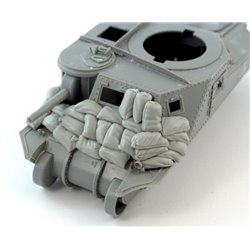 "PANZER ART RE35-548 1/35 Sand armor for M3 ""Grant"" (Takom kit)"