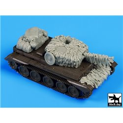 Black Dog T72049 1/72 Cromwell hesian Tape Camo Net