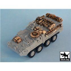 Black Dog T72002 1/72 M 1126 STRYKER Iraq War Access Set For Trumpeter 07255