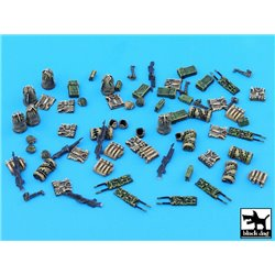 Black Dog T72030 1/72 Israeli equipment 3 accessories set