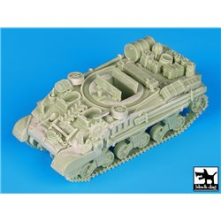Black Dog T72041 1/72 British ARV Sherman Complete Kit
