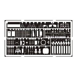 ZVEZDA 3616 1/35 Pz. Kpfw. VI Tiger II Ausf. B (Porsche Turret) German Heavy Tank