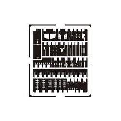ZVEZDA 3620 1/35 German Medium Tank Panzer IV Ausf.H