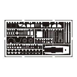 ZVEZDA 3630 1/35 Russian 152 mm Self-Propelled Howitzer MSTA-S