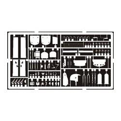 ZVEZDA 5003 1/72 Russian Intercontinental Ballistic Missil Launcher Topol