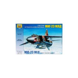 ZVEZDA 7218 1/72 Mig-23MLD