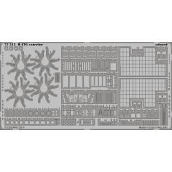 "ZVEZDA 7221 1/72 Russian Marine Support Helicopter Ka-29 ""Helix B"""