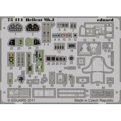 AIRFIX A01008A 1/72 Messerschmitt Bf109E-4