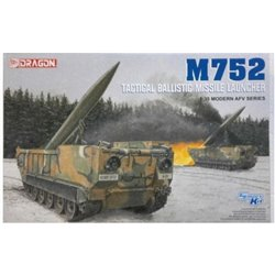 DRAGON 3576 1/35 M752 Tactical Ballistic Missile Launcher