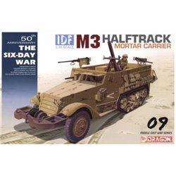 DRAGON 3597 1/35 IDF M3 Mortar Carrier