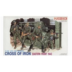 DRAGON 6006 1/35 Cross Of Iron (Eastern Front 1944)