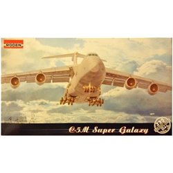 RODEN 332 1/144 Lockheed C-5M Super Galaxy