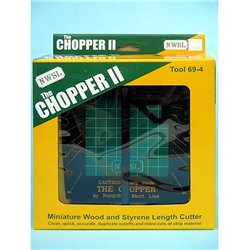 EVERGREEN EG694 Massicot Chopper II