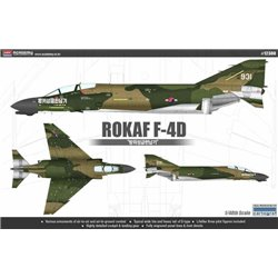 Academy 12300 1/48 F-4D ROK Ar Force