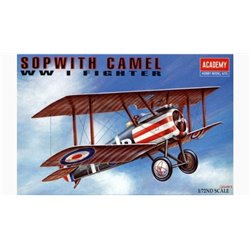 Academy 12447 1/72 Sopwith Camel F.1