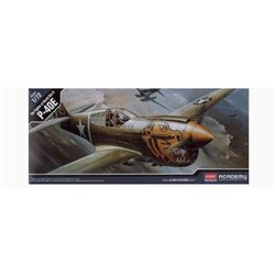 Academy 12468 1/72 The Fighter of World War II P-40E