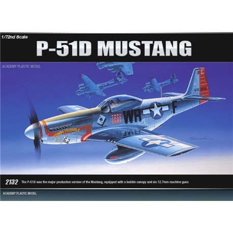 Academy 12485 1/72 The Fighter of World War II P-51D Mustang Bonus RAAF markings