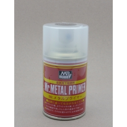 GUNZE Sangyo Mr Hobby B-504 Mr Metal Primer 100ml